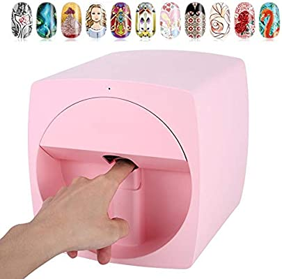 Impresora de uñas Digital portátil 3D, DC24V / 1A DIY ...