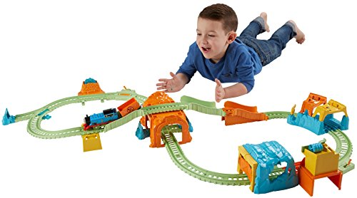 - Fisher-Price Thomas & Friends TrackMaster, Glowing Mine Set