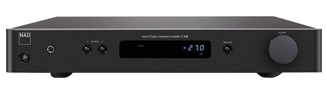 NAD C 338 Hybrid Digital DAC Amplifier: Amazon co uk: Audio
