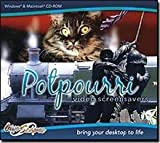 Software : Potpourri Video Screensavers