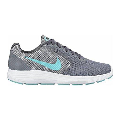 Running Scarpe Gry Nike Grey Green Wht Aurora Drk Trail Donna Da FInaw5a64q