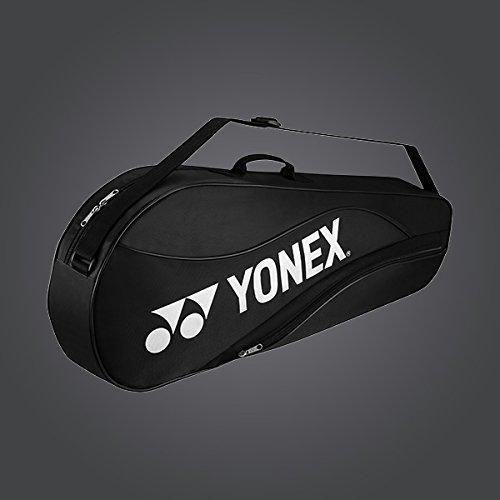 Yonex 4833 3 Piece Badminton Racquet Equipment Bag