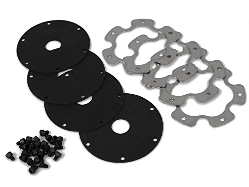 930 CV Single Boot Flange 4 pack | All German Motorsports