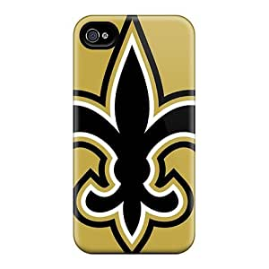 Protector Hard Phone Case For Iphone 6plus With Allow Personal Design High Resolution New Orleans Saints Image CharlesPoirier