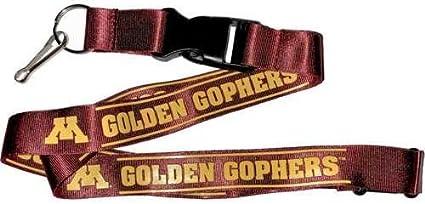 Minnesota Golden Gophers Logo Lanyard