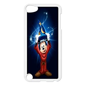 ipod 5 White phone case Disney Cartoon Characters Mickey MouseDMU5721119