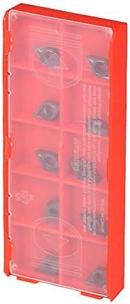 Homeofying DCMT070204 VP15TF DCMT21.51 Hartmetall-Einsätze, CNC-Drehmesser, 10 Stück 1