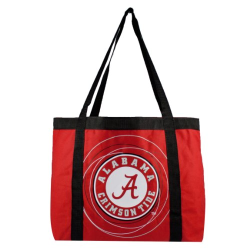 Littlearth NCAA Alabama Crimson Tide Team Tailgate Tote ()