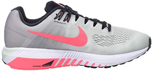 Running Structure 009 Barely Femme Multicolore Grey Punch Chaussures Zoom Atmosphere de Nike W Air Hot Grey 21 4W00pB