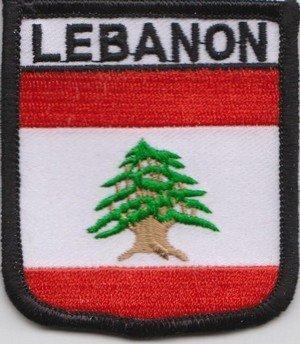 De la bandera de Líbano parche escudo del Real Mallorca