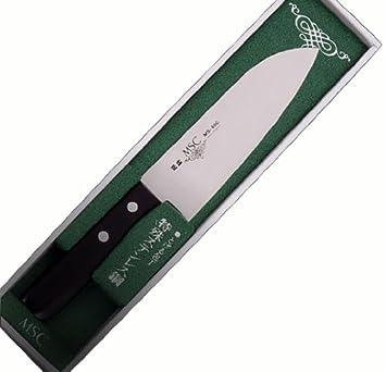 Cuchillo de cocina Masahiro de acero inoxidable pequeño ...
