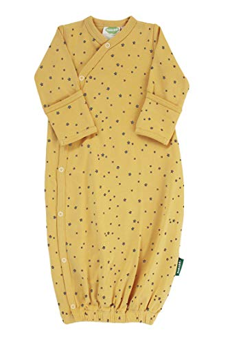 Parade Organics Kimono Gowns - Signature Prints Stars 0-3 Months ()