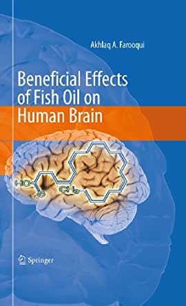 Beneficial effects of fish oil on human brain for Fish oil brain