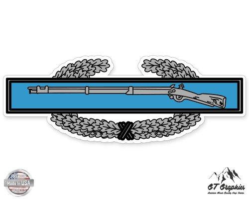 GT Graphics Combat Infantry Badge - 5