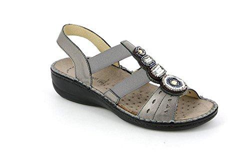 DARA SE0153 P Sandalo Canna Fucile Grunland Di Donna OqU6wO5