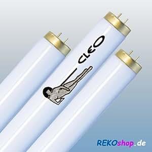 Philips Cleo Professional S - Tubos para solárium (100 W, 2,4% UVB)
