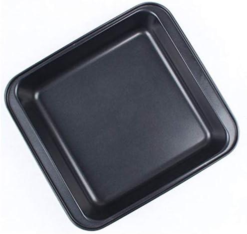 フェンコー高品質 家の台所DIVのベーキング皿、正方形の黒い炭素鋼の焦げ付き防止のベーキングプレート、ケーキパンのピザ、等のために適した フェンコー高品質