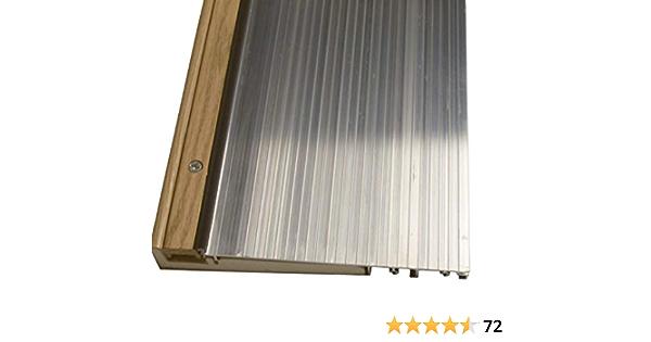 7 13//16 Wide x 36 Length in Mill Finish Endura ZAIL7815MF36 Hardwood Cap Exterior Inswing Threshold