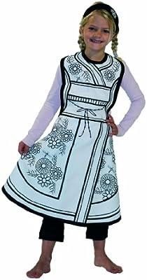 Villa Carton - Disfraz para Pintar - Geisha: Amazon.es: Juguetes y ...