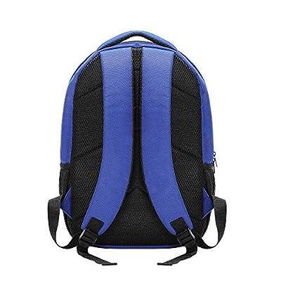 Qushy Super Mario Maker Backpack Schoolbag Bookbag Daypack Blue Bag (a): Clothing