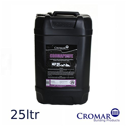 Cromaprufe Ruberised Emulsion Waterproof Membrane by Cromar ()