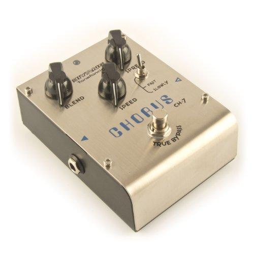 Biyang CH-7 Chorus Guitar Effect Pedal True Bypass (CH-7)