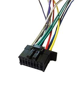 amazon com pioneer deh 24ub deh 2400ub player wiring harness plug rh amazon com pioneer deh-2400ub manual pdf pioneer deh-2400ub wiring diagram