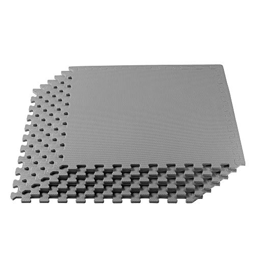 We Sell Mats - 2'x2' Foam Interlocking Anti-fatigue Exercise & images