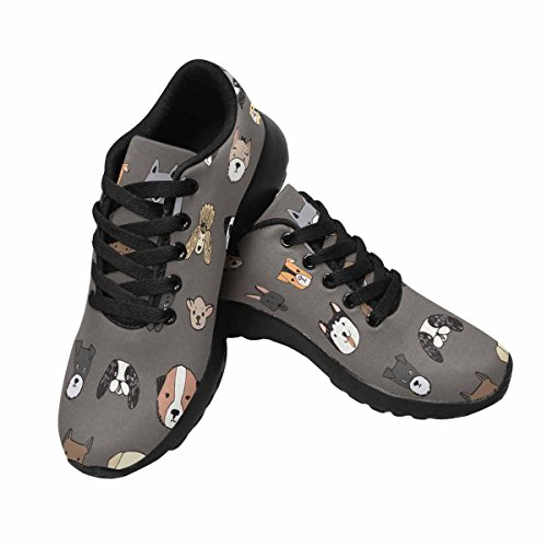 Easy Multi Go Shoes Sneaker Walking Women's Running 14 InterestPrint tFI0C