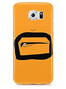 Smiley Samsung S6 3D wrap around Case - Design 5