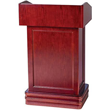 Tabletop King Hardwood Restaurant Podium