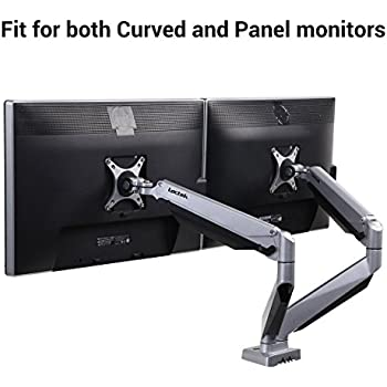 Amazon Com Loctek D7dr Dual Monitor Mount Fits Both