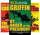 Griffin's 8-book PRESIDENTIAL AGENT series -- By Order of the President / The Hostage / The Hunters / The Shooters / Black Ops / Outlaws / Covert Warriors / Hazardous Duty