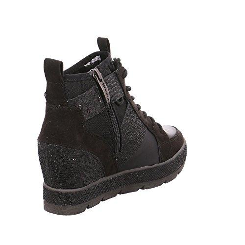 Tamaris 1-25203-38 Damen Sneakers Black