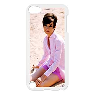 Audrey Hepburn iPod Touch 5 Case White delicated gift US6958541
