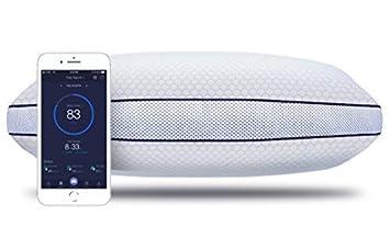 Amazon.com: iSense Sleep Smart Almohada inteligente para ...