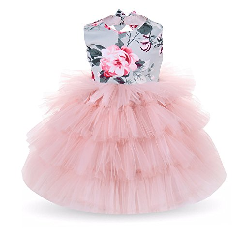 Mikrdoo-Baby-Girl-Floral-Sleeveless-Dress-Layers-Pink-Tutu-Lace-Dress-Flower-Girl-Rustic-Dress-for-0-5-Years-4-Years-Pink