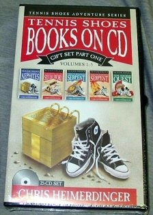 Tennis Shoes Among the Nephites Adventure Series - (Vol 1 - 5) - (Audio Book on Cd) Complete ebook
