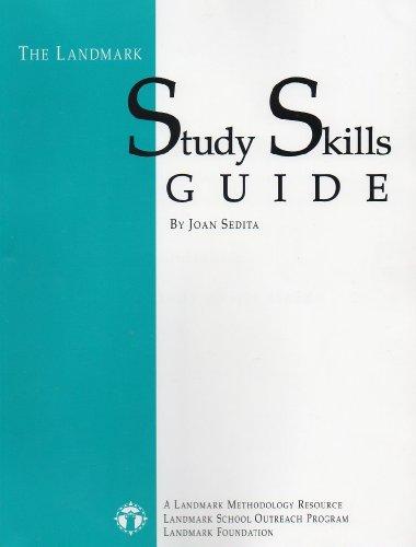 Landmark Study Skills Guide