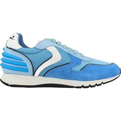 mujer Deportivo Calzado Azul VOILE Azul Mujer POWER Para modelo Calzado BLANCHE marca JULIA deportivo para BLANCHE Azul color VOILE EROwzvq