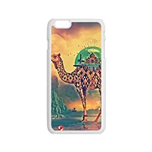 Artistic imaginary camel Cell Phone Case for Iphone 6