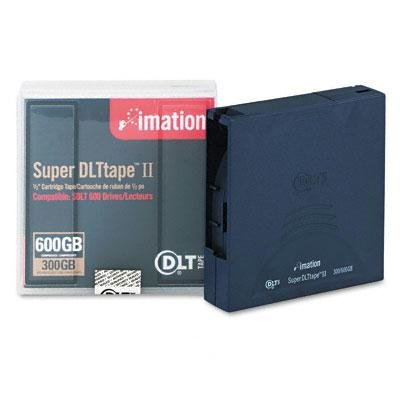 Imation - 1/2'' Super Dlt Ii Cartridge 2066Ft 300Gb Native/600Gb Comp. Cap ''Product Category: Storage Media/Data Tapes''