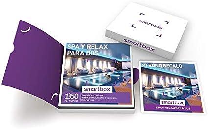 SMARTBOX - Caja Regalo - SPA Y RELAX PARA DOS - 1260 experiencias ...