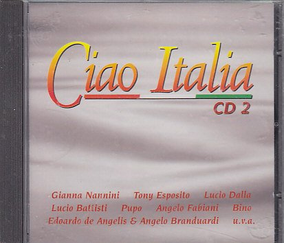 Ciao Italia (with the best Italian songs to cruise to) Have A Nice Italian Trip (Audio CD Set)