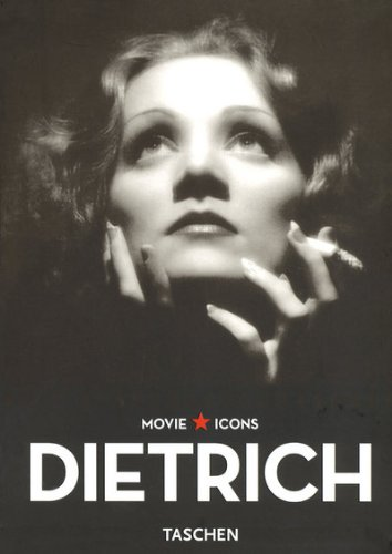 Marlene Dietrich: Movie ICONS (Taschen Movie Icon Series)