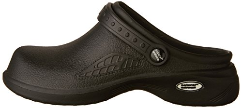 Natural Uniforms Womens Ultralite Clogs Black Size 8