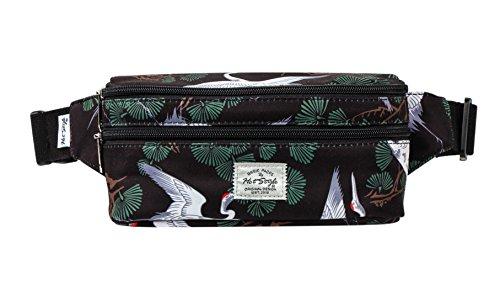 Crane Fashion Borsa Marsupio Una Dots Cm S021r E 521s Divertente Polka Carina 20x6x11 Giapponese 6TaxT