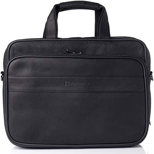 Alpine Swiss Messenger Colombian Briefcase product image