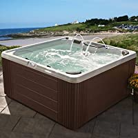 Celestial Spas Hudson 5-Person 26-Jet Acrylic Spa