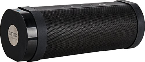 TDK Life On Record A28 Trek Flex Weather Resistant Wireless Bluetooth Speaker (Black) from TDK Life on Record